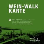 Mahorko Wein Walk Karte