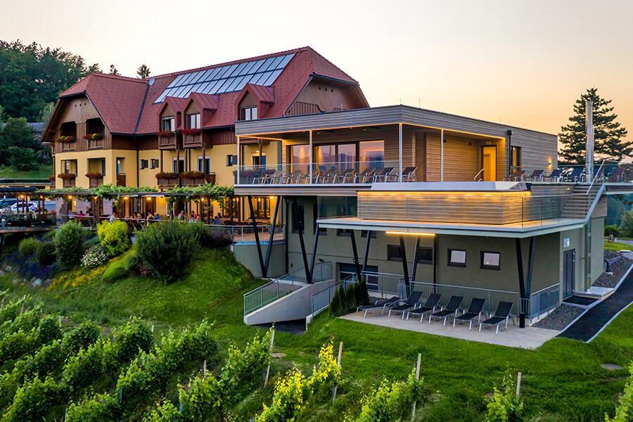 Mahorko Urlaub Südsteiermark Traumtage